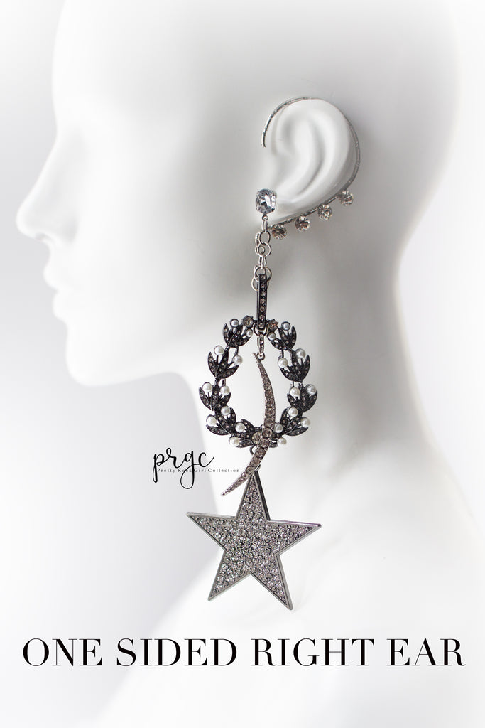 StarMoon Earrings
