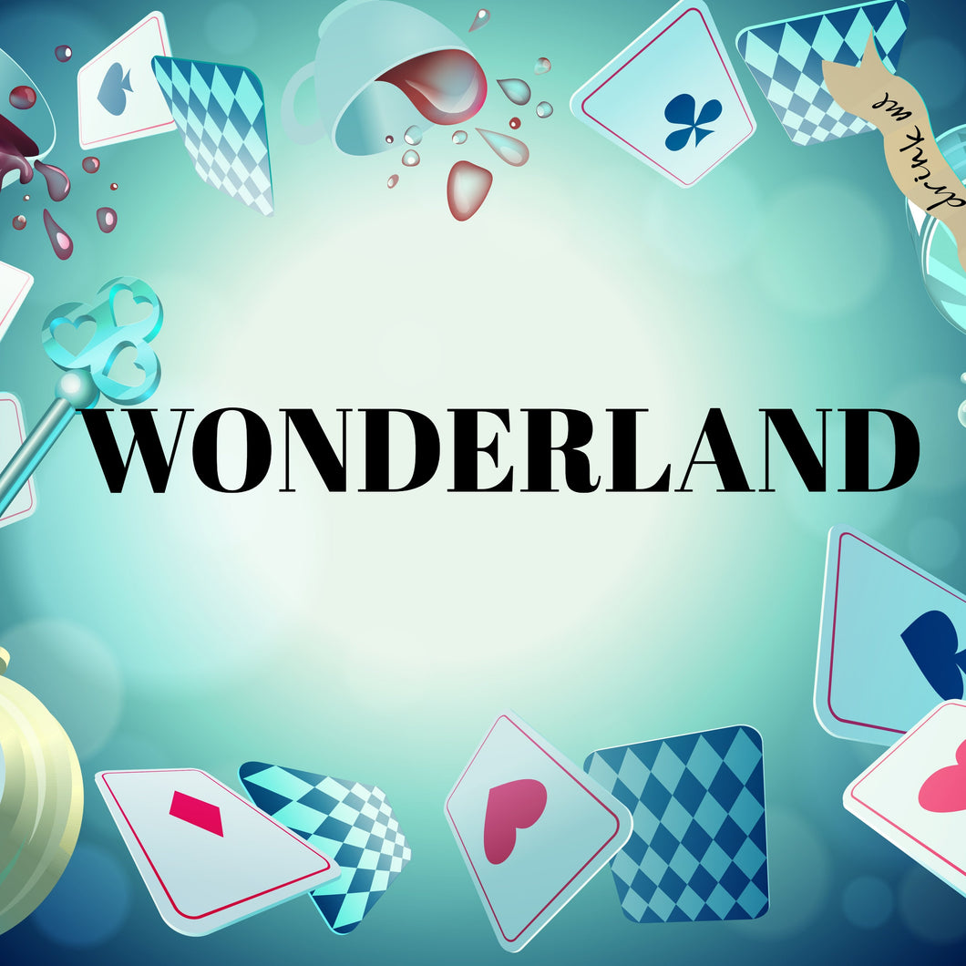WONDERLAND ESCAPE ROOM GAME