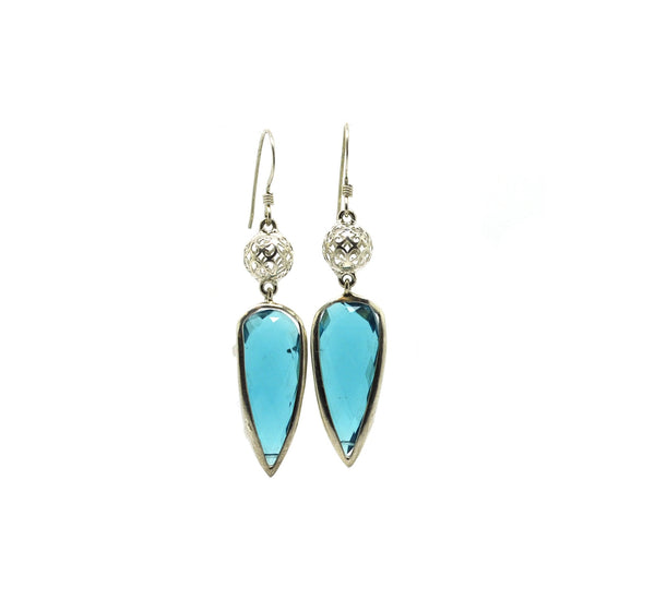ON SALE Filigree Drop earring (clearance)