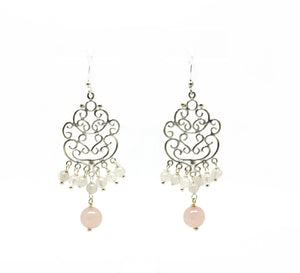 NEW Filigree drop earring 4