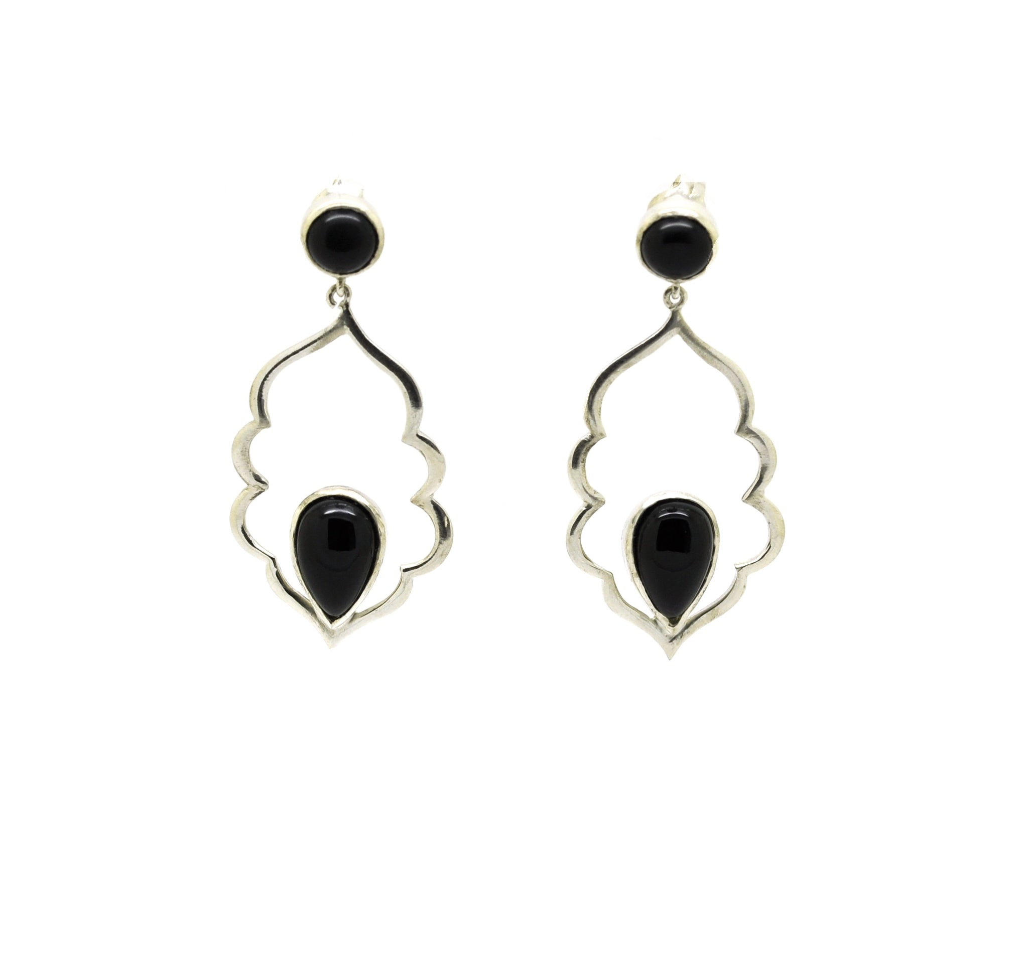 20 in 2020 - Moroccan shape black onyx