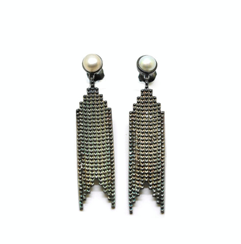 ON SALE  Granulated earring 2
