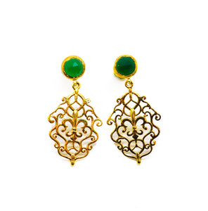 SOLD - NEW Victorian earring 2