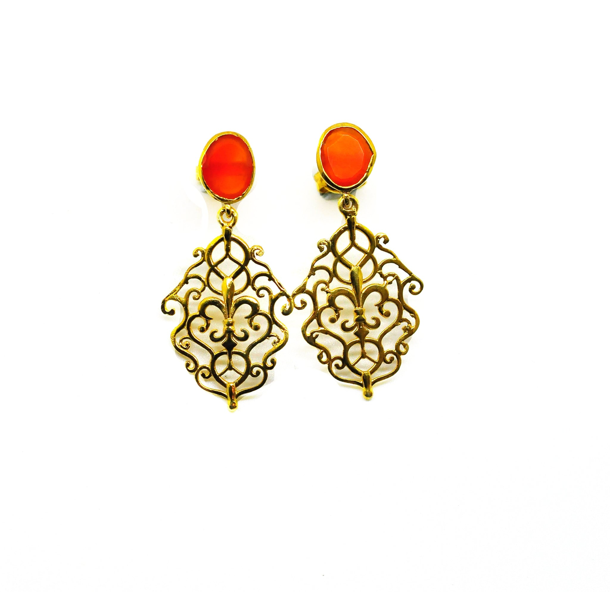 SOLD - NEW Victorian earring 3