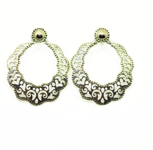 NEW Indian filigree 4 - Silver