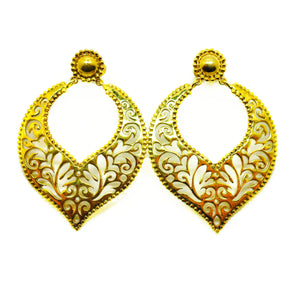 New Indian filigree 5 -Gold
