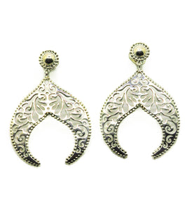 NEW Indian filigree 1 - Silver