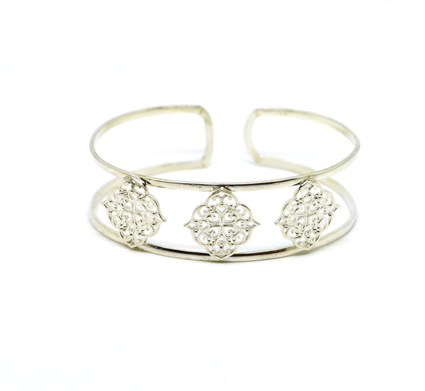 NEW Filigree cuff - Thin Moroccan 2