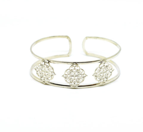 20 in 2020 -  Filigree cuff - Thin Moroccan 2