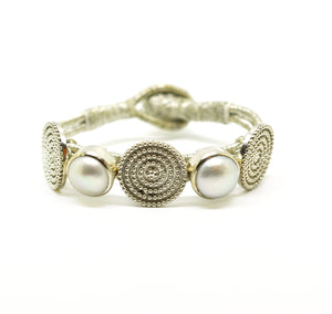 SOLD - NEW Pearl Pochi bracelet 2