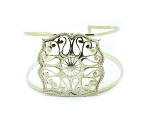 NEW Filigree Cuff - Moroccan 2