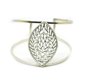 NEW Filigree cuff - marquise 2