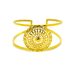 NEW Filigree cuff - Round