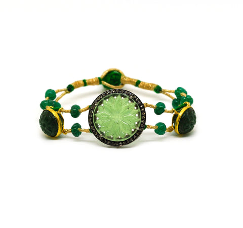 NEW Pochi bracelet - Serpentine