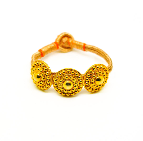 ON SALE (clearance)  Pochi bracelet - Round 1