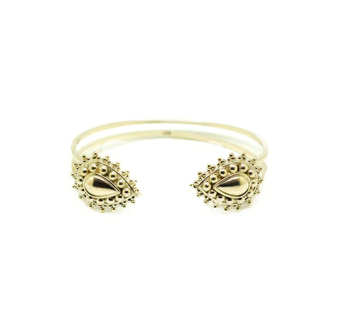 ON SALE (clearance) Silver cuff 2
