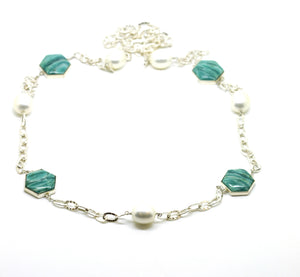 ON SALE - Amazonite Necklace