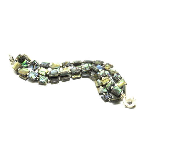 20 in 2020 Paua Shell Bracelet