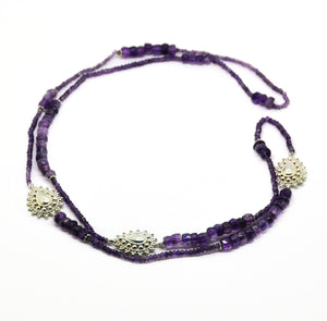 Gemstone necklace 2