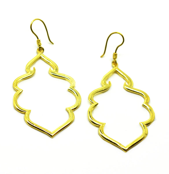 ON SALE Moroccan inspired earring -2