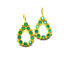 ON SALE Marquise - Green Onyx