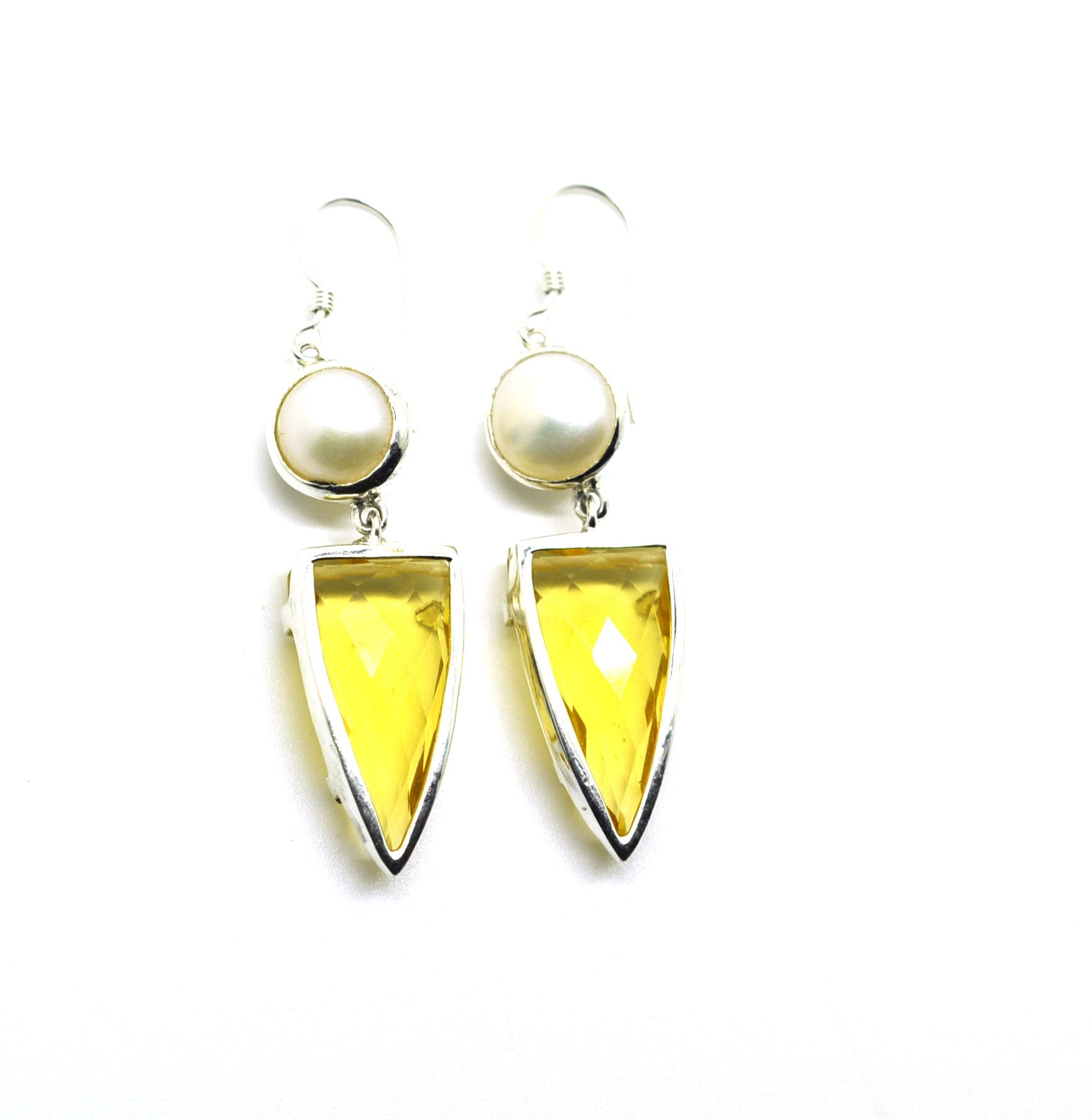 SOLD -ON SALE Simply Gems - Yellow