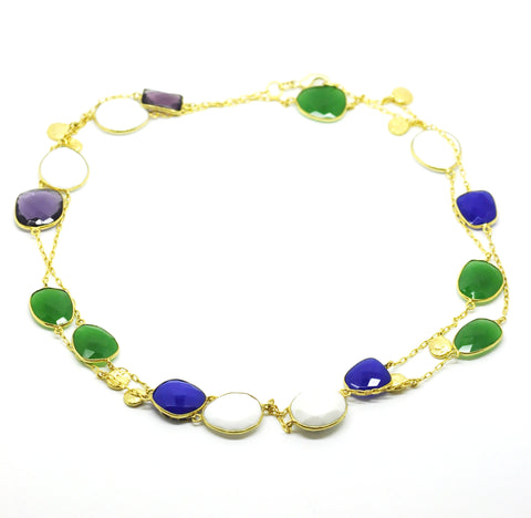 20 in 2020 - Gemstone Necklace 3