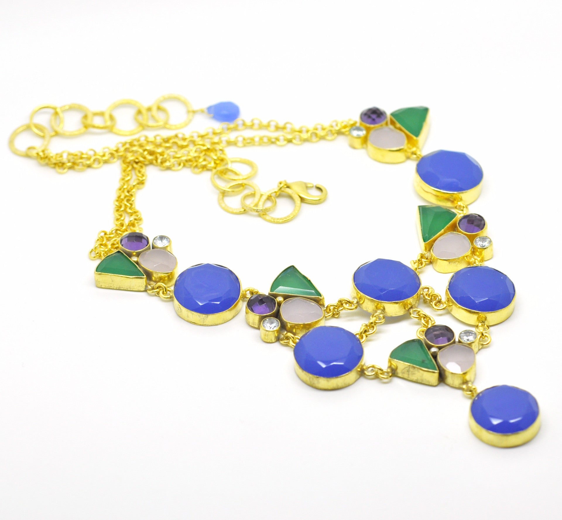 20 in 2020 - Gemstone Necklace 2 (Clearance)