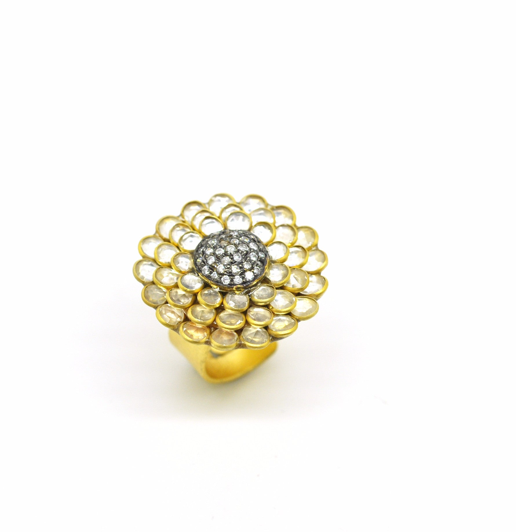 SOLD ON SALE Zircon Ring