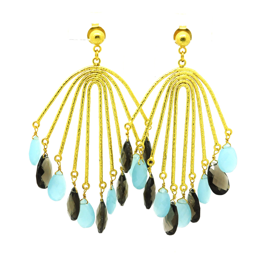 ON SALE Large drop earrings 1 (clearance)