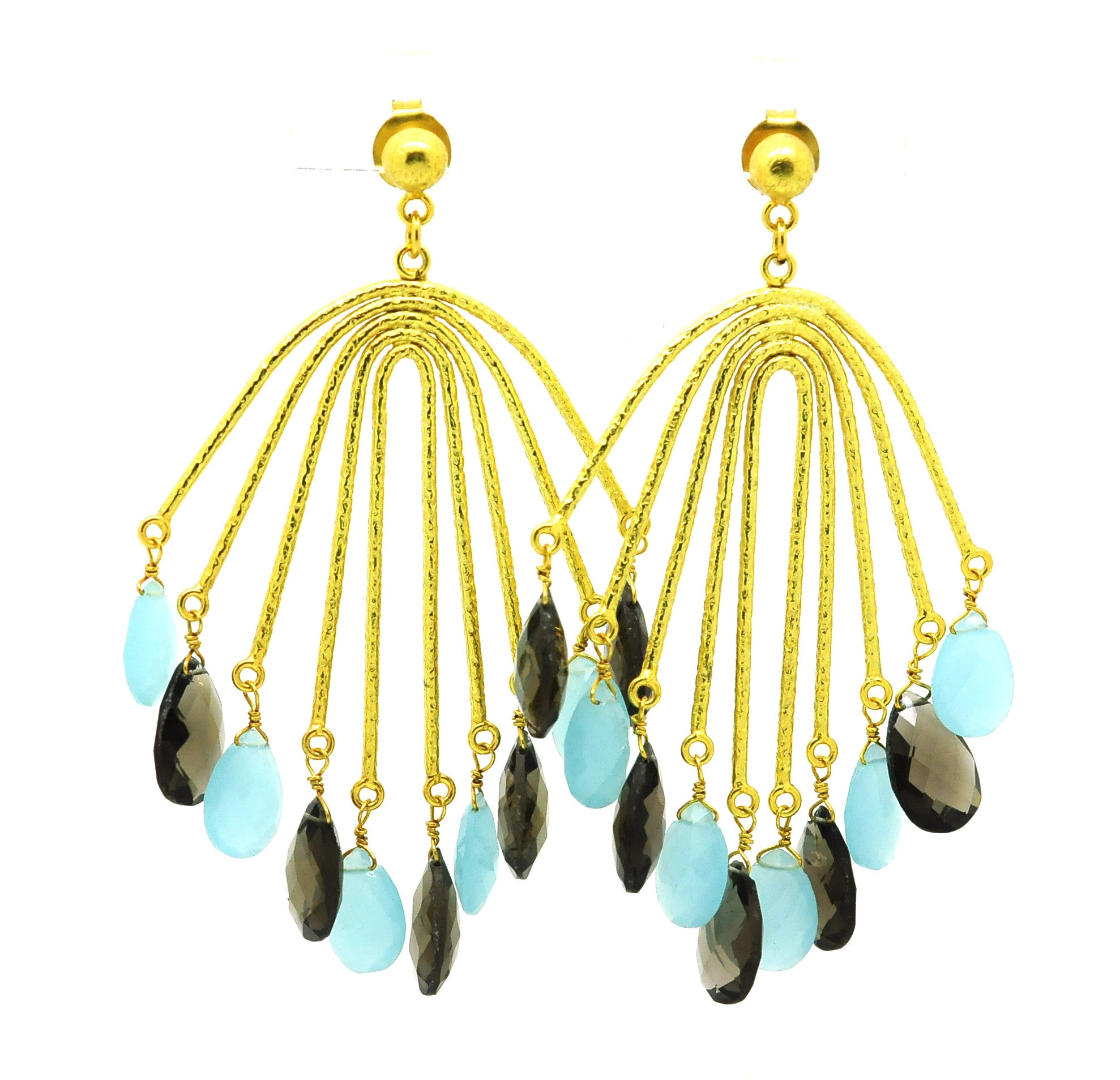 SOLD - ON SALE Large drop earrings 1 (clearance)
