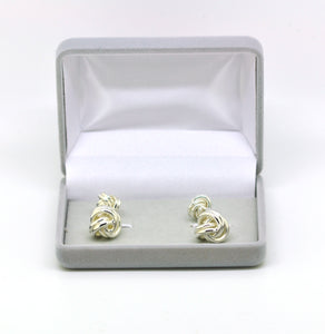 NEW knot cuff links