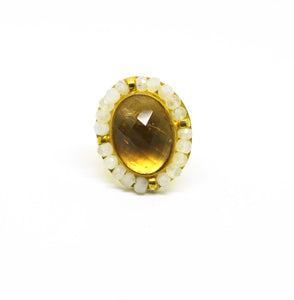 ON SALE Citrine Turkish design (clearance)