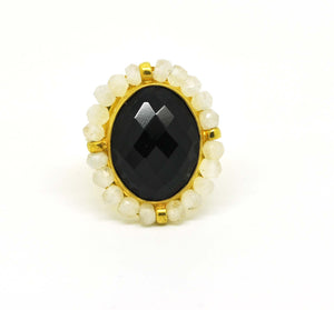 ON SALE Black onyx Turkish design