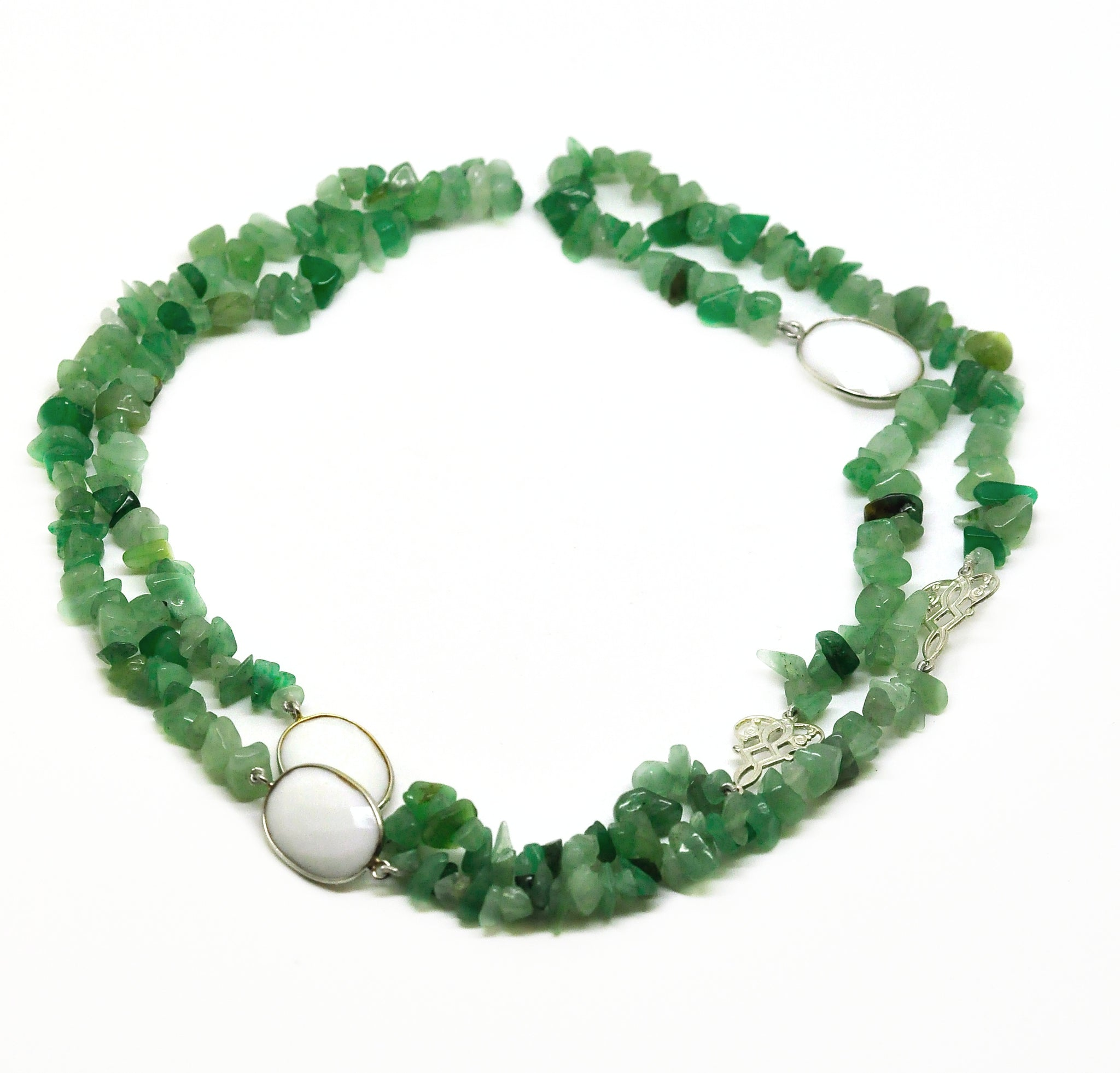ON SALE Gemstone string - Aventurine