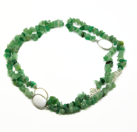 NEW Gemstone string - Aventurine