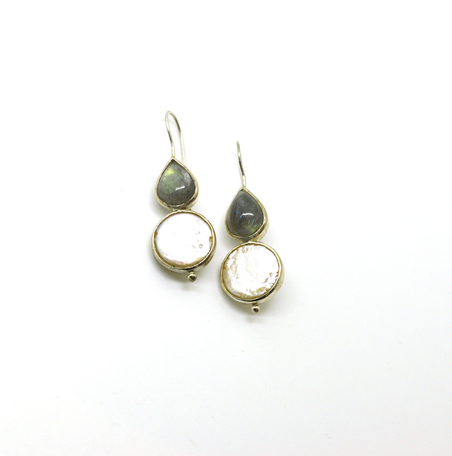 ON SALE Labradorite earring (clearance)