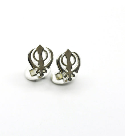 Khanda cuff link SOLD OUT