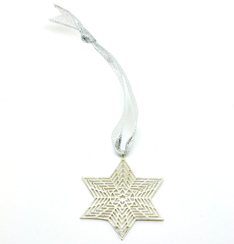 NEW Star Christmas Ornament