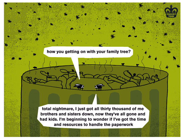 modern toss national sibling day