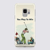 Play to Win Phone Case