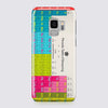 Periodic Table of Swearing Phone Case