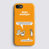 Data Analyst Snap Gloss Case
