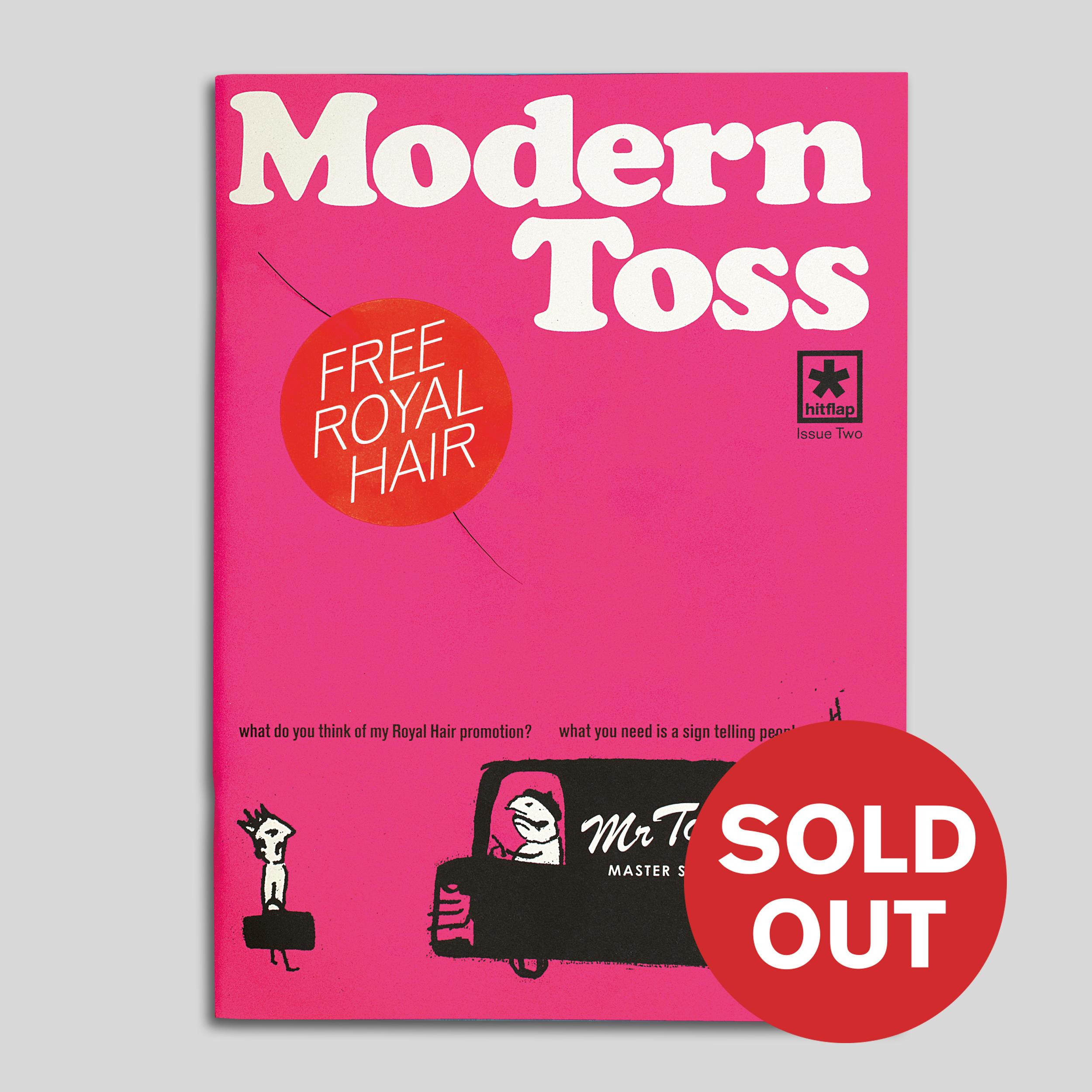 Modern Toss Comic Issue 2