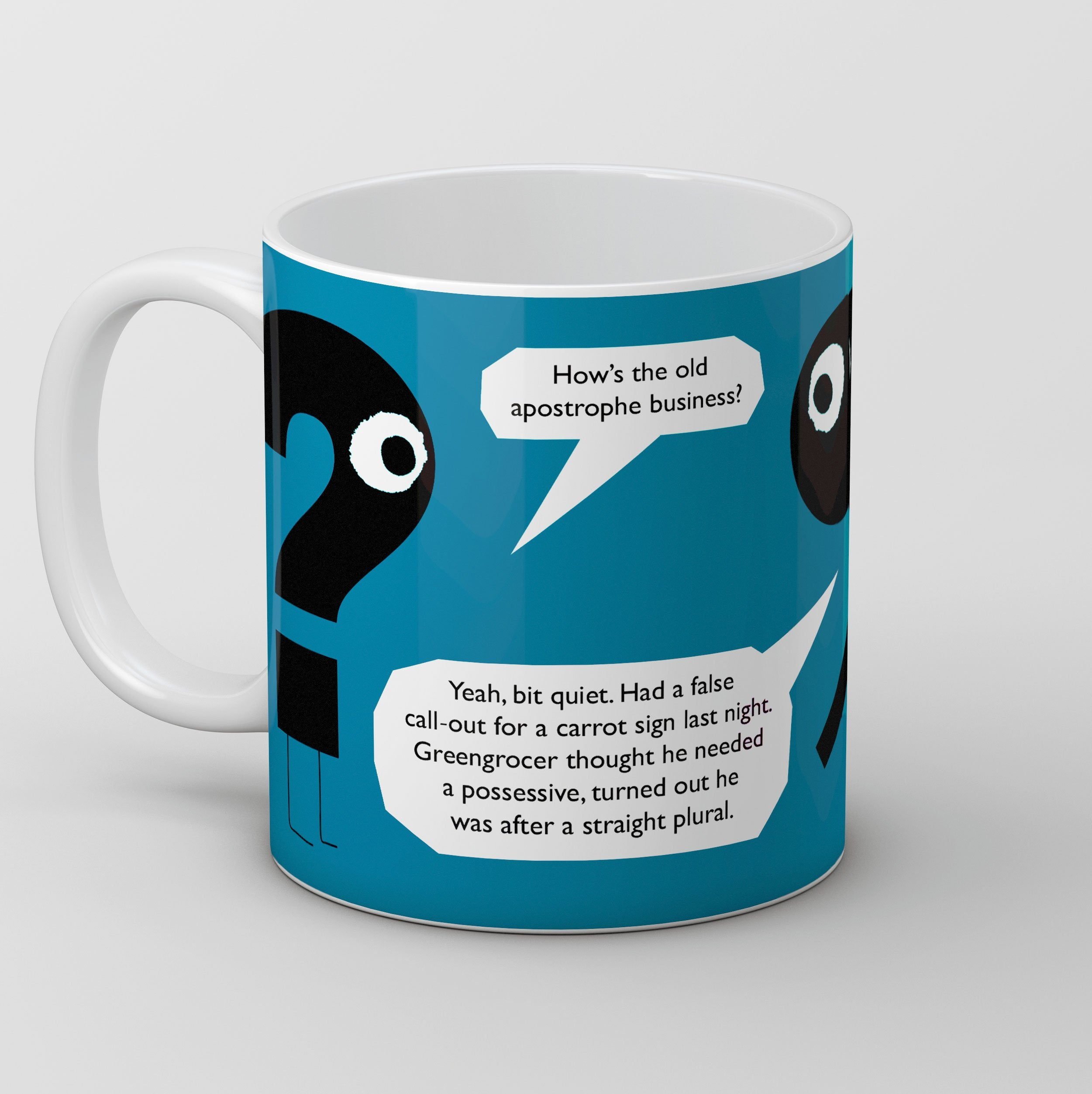 Apostrophe Business Mug