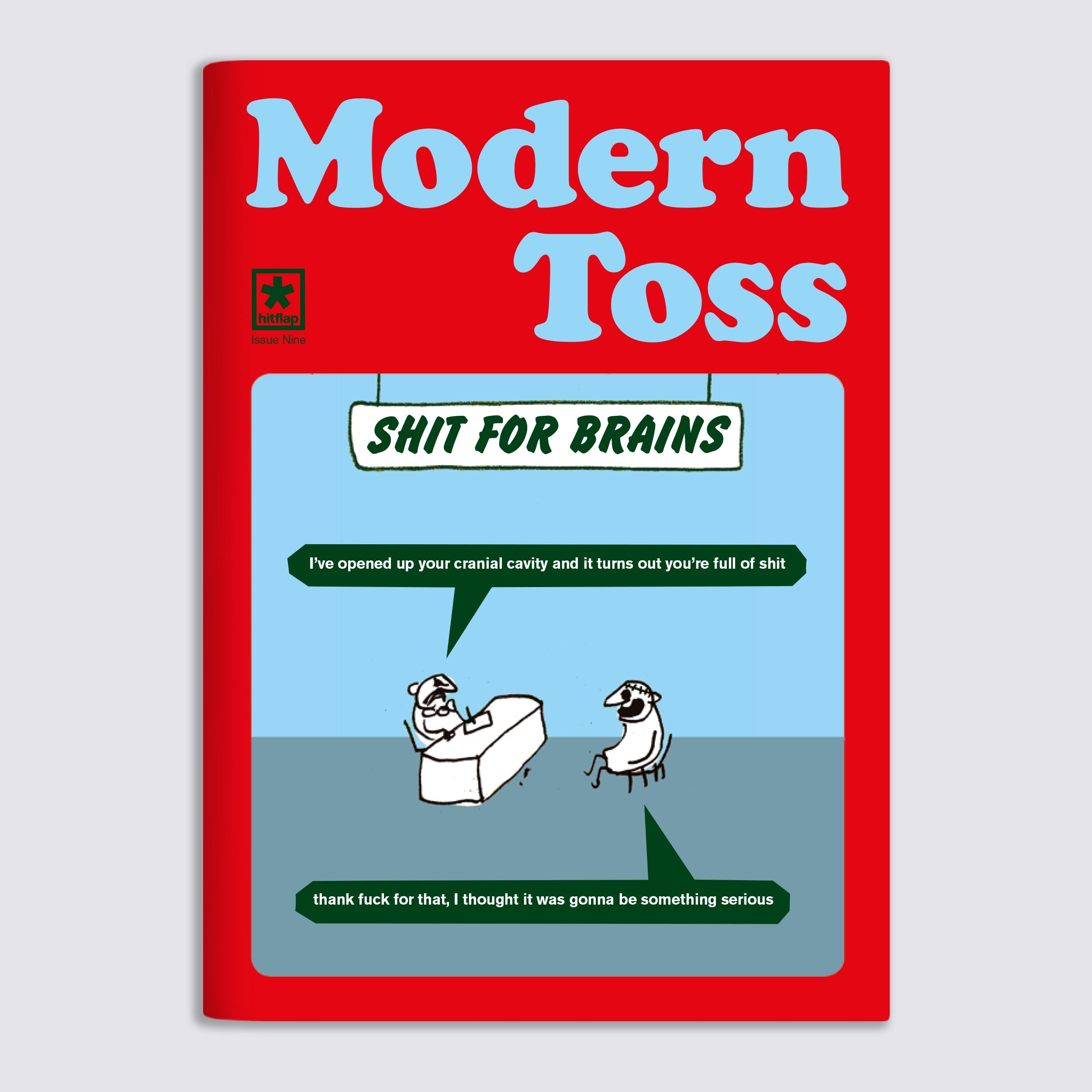 Modern Toss Comic - Issue 10