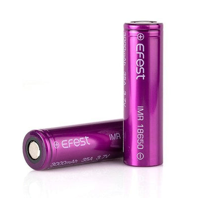 Efest 18650 3000mAh Battery (2pcs)