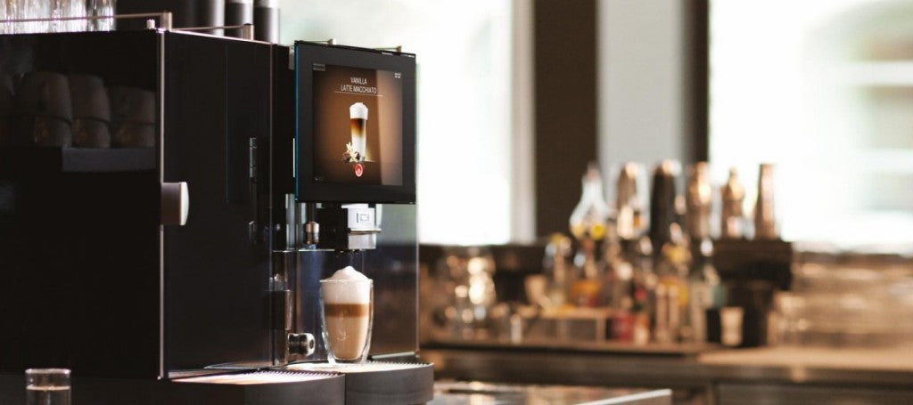 Retail and Office Coffee Machines Dublin Ireland