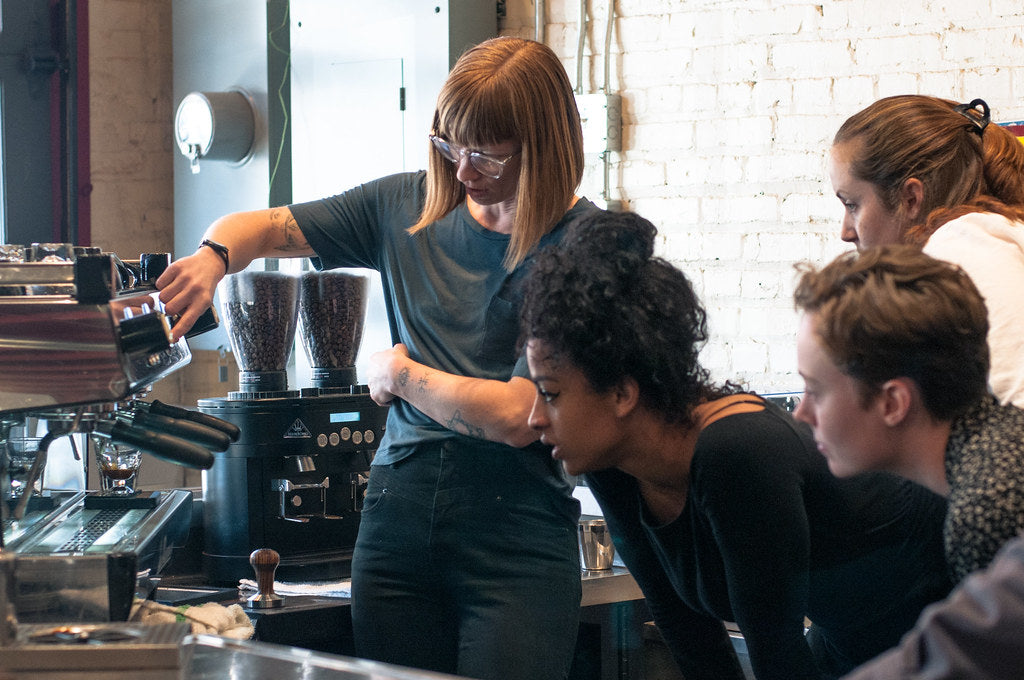 Barista Training Ireland
