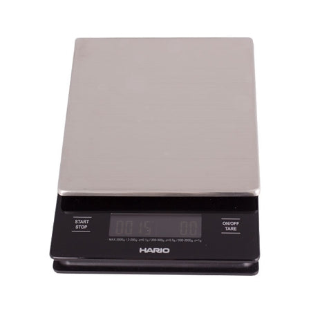 Hario Metal Drip Scale - Scales for Alternative Brewing Methods